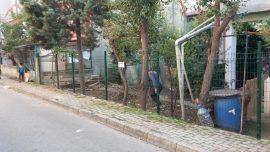 Güvenlik çit sistemleri