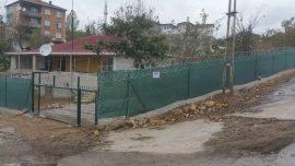 Demir çit uygulaması